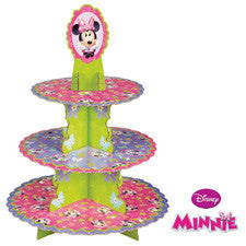 Minnie Cupcake Stand - nyea's Party Store