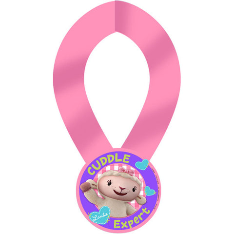 Doc McStuffins Award Ribbon - nyea's Party Store