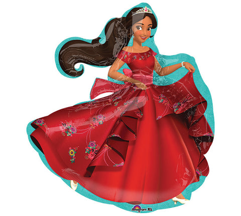 "31"" ELENA OF AVALOR Mylar Balloon - nyea's Party Store"