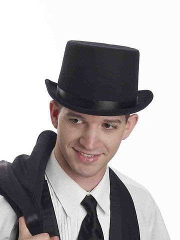 Wool Top Hat - nyea's Party Store
