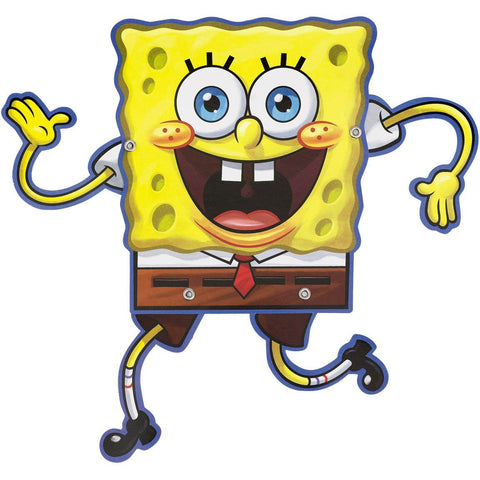 Spongebob Invitations - nyea's Party Store
