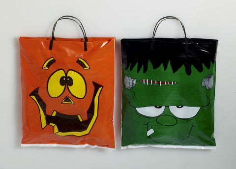 Halloween Trick or Treat Bags - nyea's Party Store