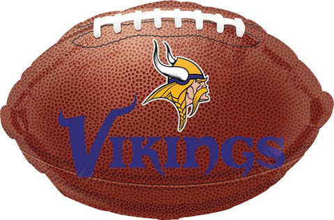 "18"" NFL Vikings Foil Balloon"