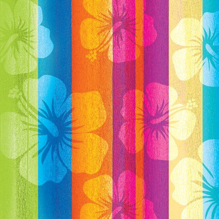 Aloha Summer 3-Ply Beverage Napkins - nyea's Party Store