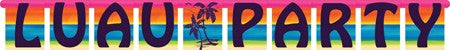 Aloha Summer Large Jointed Banner - nyea's Party Store
