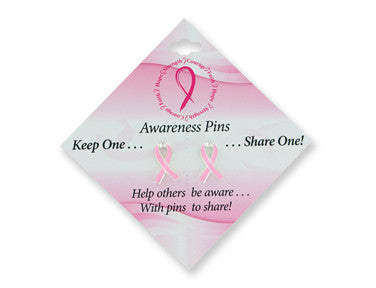 Breast Cancer Awareness Pins - nyea's Party Store