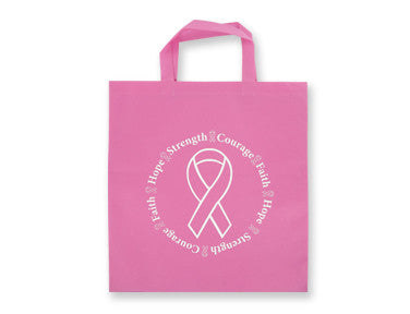 Breast Cancer Awareness Tote Bag - nyea's Party Store
