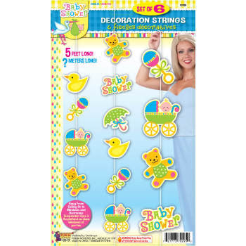 Baby Shower Decor String Set - nyea's Party Store