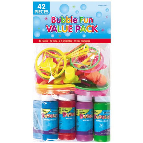 Bubble Fun Value Pack - nyea's Party Store