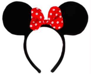 Minnie Mouse Ears - nyea's Party Store