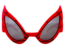 Spider-Man Glasses - nyea's Party Store