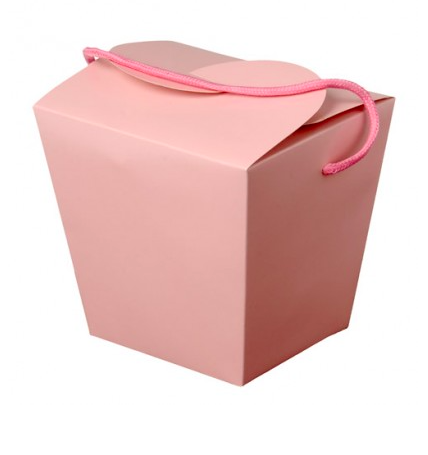Pink Gift Boxes. - nyea's Party Store