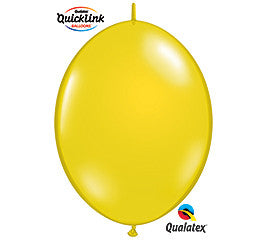 12 inches Q-Link Latex Balloons - Nyea's Party Store