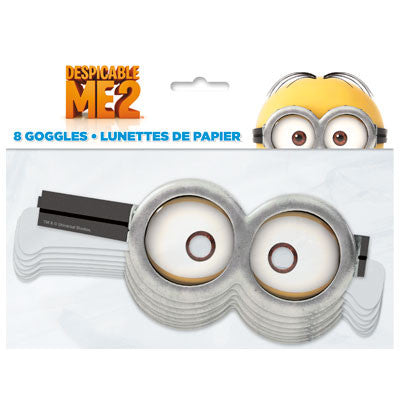 Despicable Me 2 Goggles - nyea's Party Store