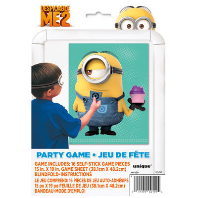 Despicable Me 2 Party Game - nyea's Party Store
