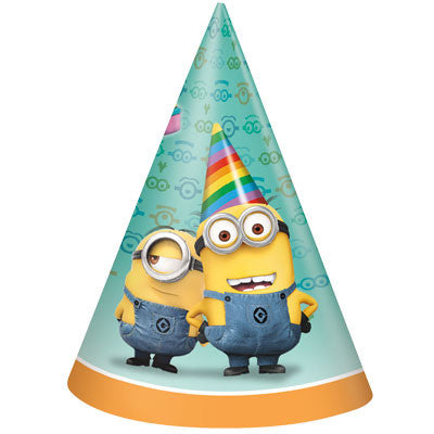 Despicable Me 2 Party Hats - nyea's Party Store