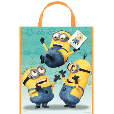 Despicable Me 2 Tote Bag - nyea's Party Store