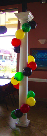 Pillar Wrap LOL Balloons - nyea's Party Store