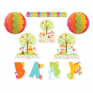 Disney Winnie The Pooh Baby Decorating Kit - nyea's Party Store