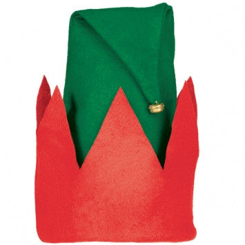 Holiday Elf Hat Christmas - nyea's Party Store