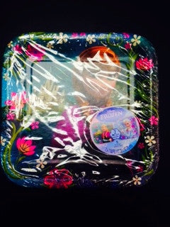 Frozen 7in Plate - nyea's Party Store