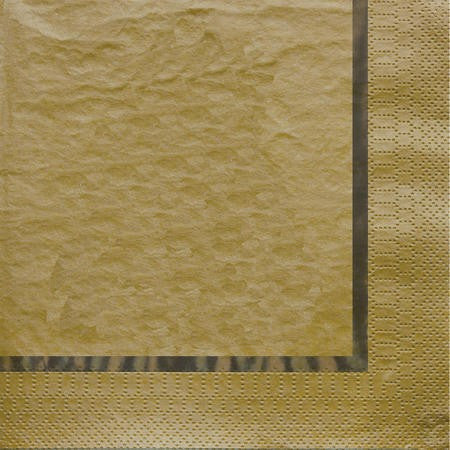 Glitz Gold 3-Ply Lunch Napkins with Foil Stamp - Solid - nyea's Party Store