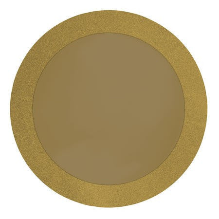 "14"" Glitz Gold Placemats - Nyea's Party Store"