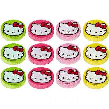 Hello Kitty Erasers - nyea's Party Store