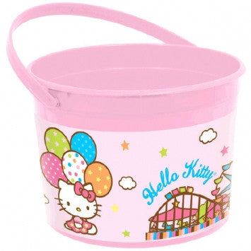 Hello Kitty Favor Pail - nyea's Party Store