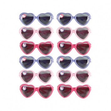Hello Kitty Heart Glasses - nyea's Party Store