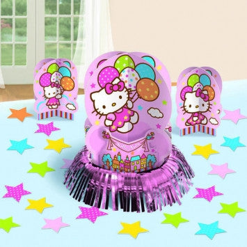 Hello Kitty Table Decoration Kit - nyea's Party Store