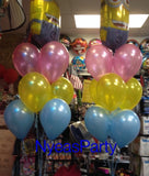 Despicable Me Balloon Bouquet - nyea's Party Store    - 1