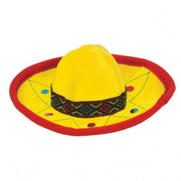 Mini Sombrero Fabric w/ Sequins - nyea's Party Store