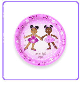 "Penny and Pepper 9"" Plates - nyea's Party Store"