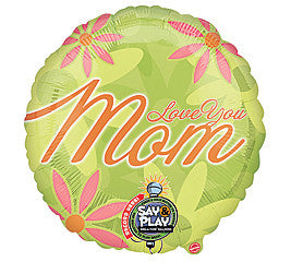 "Packaged ""LOVE YOU MOM"" - nyea's Party Store"