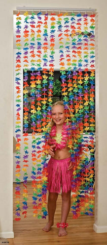 Party Flower Curtain - nyea's Party Store