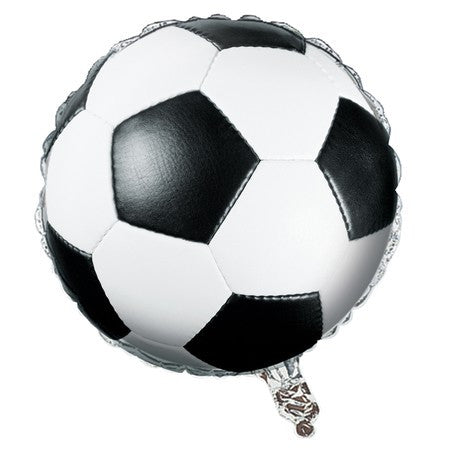 Soccer Foil Balloon - nyea's Party Store