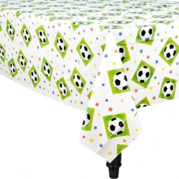 Soccer Championship Tablecover - nyea's Party Store