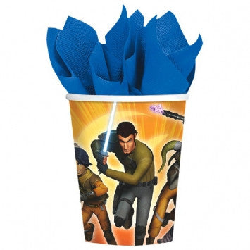 Star Wars Rebels Cups - nyea's Party Store
