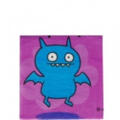 Ugly Dolls Beverage Napkins - nyea's Party Store