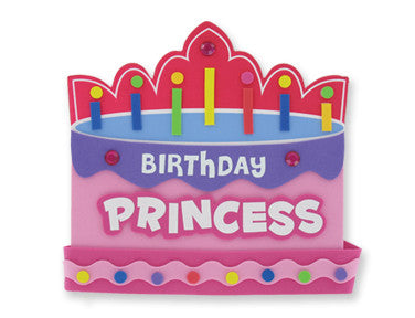 Princess Birthday Party Hat - nyea's Party Store
