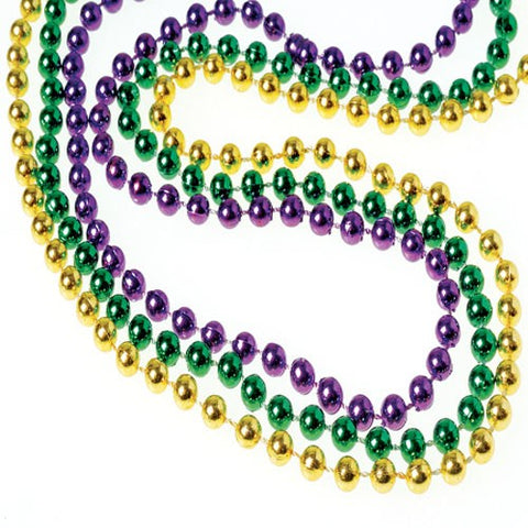 Mardi Gras Party Beads