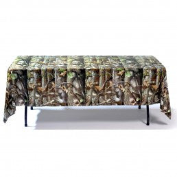 Camo Tablecover - nyea's Party Store