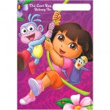 Dora the Explorer Loot Bag - nyea's Party Store
