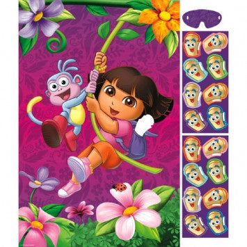 Dora's Flower Adventure © Party Game - nyea's Party Store