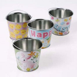 Easter Buckets - nyea's Party Store