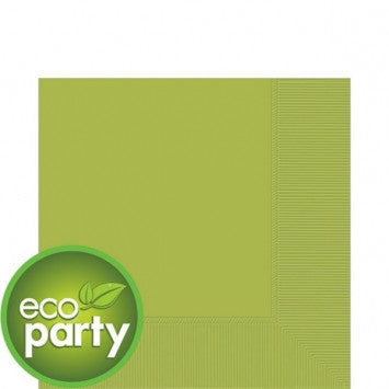 Eco Friendly Lunch Napkins - nyea's Party Store