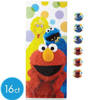 Elmo Treat Bags 16Ct