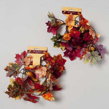 Fall Leaf Garland - nyea's Party Store