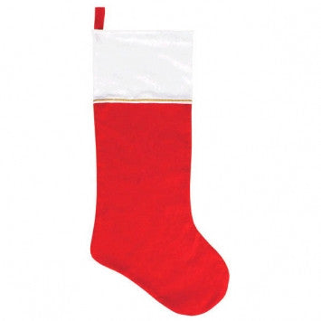 Jumbo Christmas Felt Stocking - nyea's Party Store